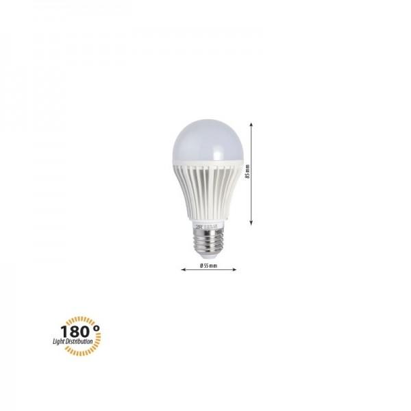 LED крушка CAP 9W E27 220V 2700K
