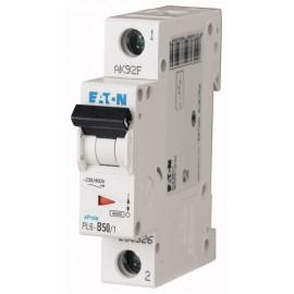 Предпазител автоматичен Eaton PL6-C50, 50A, 1P, 6kA