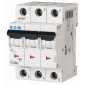 Предпазител автоматичен Eaton PL6-C6, 6A, 3P, 6kA