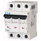 Предпазител автоматичен Eaton PL6-C63, 63A, 3P, 6kA
