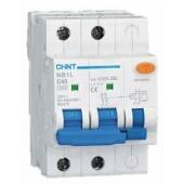Дефектнотокова защита CHINT с предпазител NB1L-40, 40A 30mA, 1P+N, 6kA