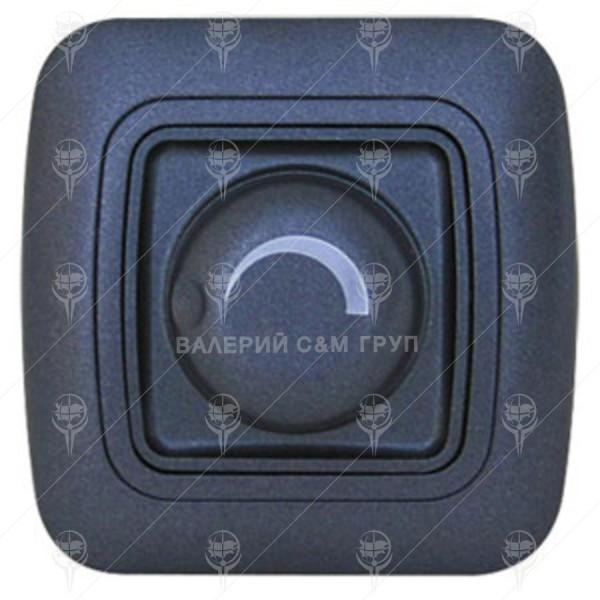 Ключ за осветление реостат (димер) 800W, синьо, Gokku