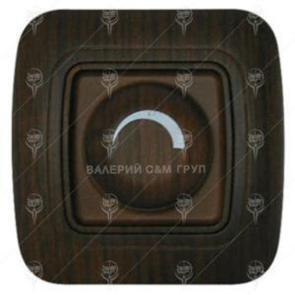 Ключ за осветление реостат (димер) 800W, орех, Gokku