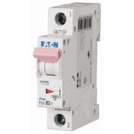 Предпазител автоматичен Eaton PL6-C2, 2A, 1P, 6kA