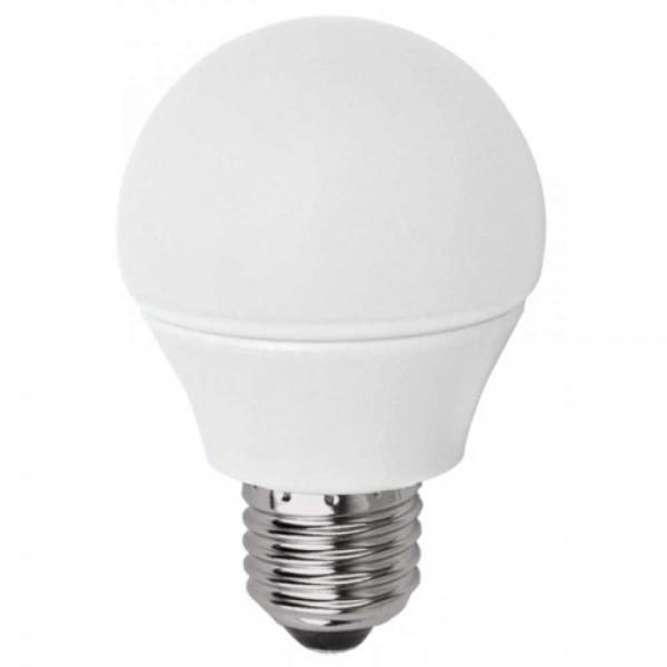 LED крушка 3W E27 220V P45 матирана CW 6000K