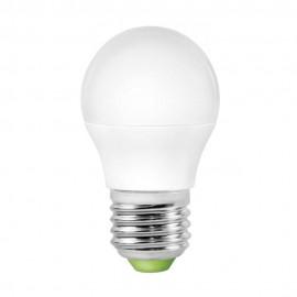 LED крушка 3W E27 220V P45 матирана CW 6500K