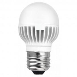 LED крушка 7W E27 220V P45/AL матирана NW 4200K
