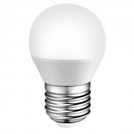 LED крушка Plastic 3.5W E27 220V P45 матирана NW 4000K