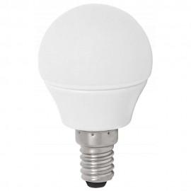 LED лампа 4W E14 220V P45, матирана, NW 4000K